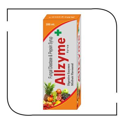ALLZYME + ( MIXFRUIT ) 200 ml