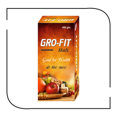 Gro-Fit malt 400 gm