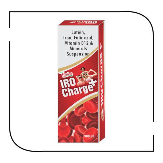 Iro Charge+ 300 ml