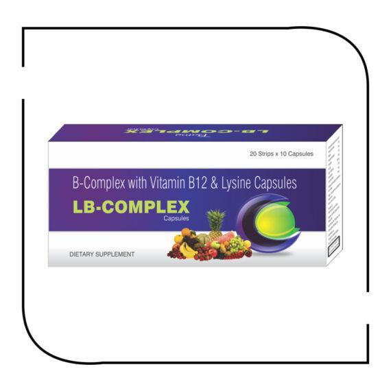 LB-Complex Caps