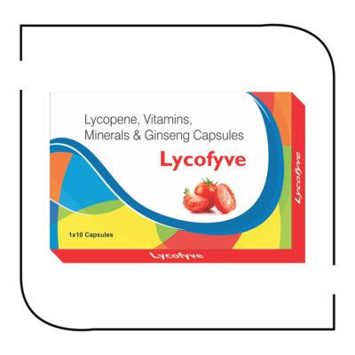 LYCOFYVE CAP