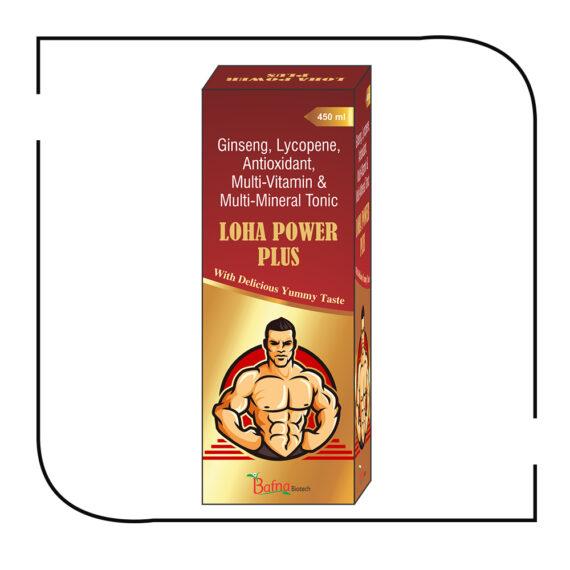 Loha Power Plus