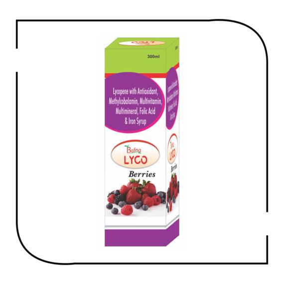 Lyco Berries 300 ml
