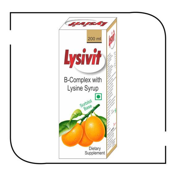 Lysivit 200 ml