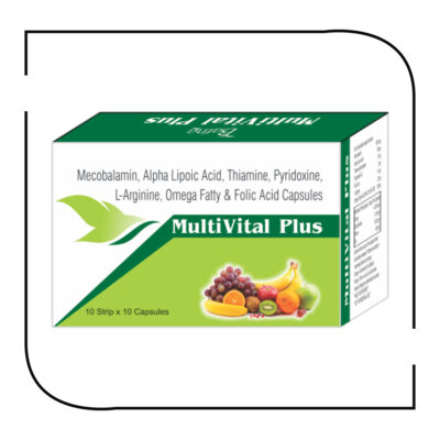 Multivital Plus CAPS