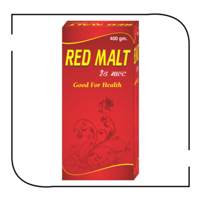 Red malt 400 gm