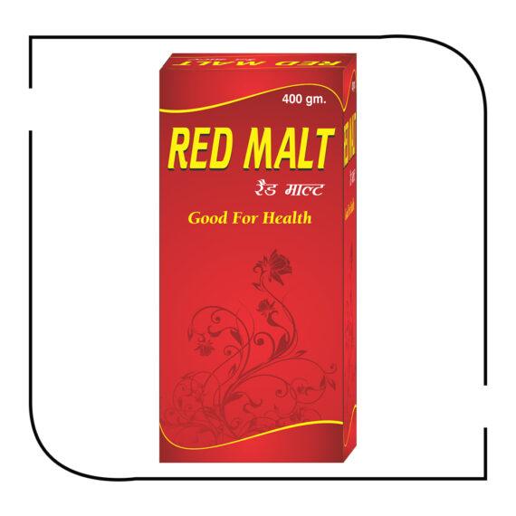 Red malt 400 gm