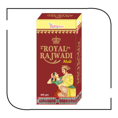 Royal Rajwadi malt 400 gm