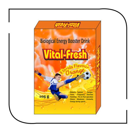 Vital-Fresh (Pouch) 105 gm