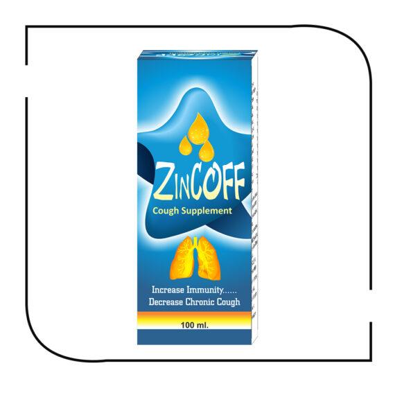 ZINCOFF SYRUP 100 ml