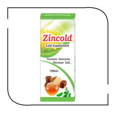ZINCOLD SYRUP 100 ml
