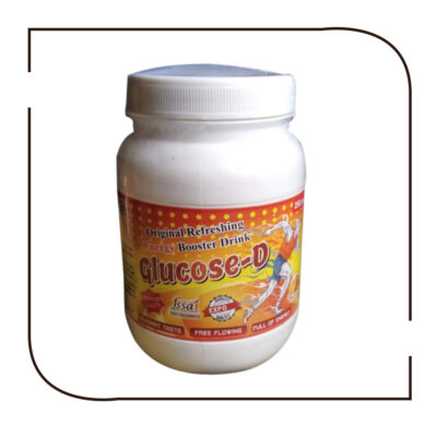 GLUCOSE-D 250gm (Jar) Orange Flavour