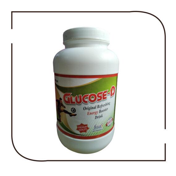 GLUCOSE-D 500gm (Jar)