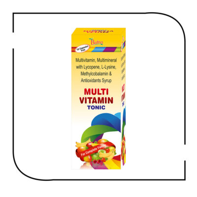 Multi Vitamin Tonic 450ml